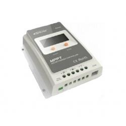 Regulator/Controller solar fotovoltaic MPPT 20A, 12V/24V, MPPT Real