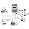Regulator solar  MPPT